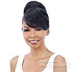 Model Model Synthetic Bun and Bang - SLEEK BUN BANG (2pcs)