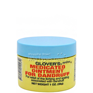 Glover's Medicated Ointment For Dandruff 1oz