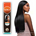 Sensationnel 100% Human Hair Weaving - GLOWUP YAKI WVG 14