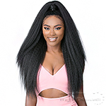 Goldntree Synthetic Half Wig and Pony Wrap - HIGH & LOW 4