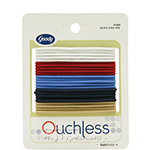 "Goody #01008 Ouchless Elas 2mm 5.5"" 24PCS ASSOC"