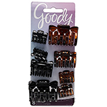 Goody #46033 Classics Assorted Sizes Claw Clip 8pcs