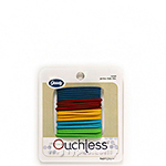 "Goody #27253 Elastics 2mm, 3.75"" 30pcs"