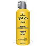 Got2b Schwarzkopf Glued Blasting Freeze Hair Spray 12oz