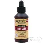 Groganics Medigro Ice Oil 4oz