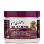 Groganics Hair Gro-N-Wild Hair Dress 6oz