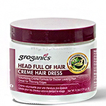 Groganics Head Full Of Hair Creme Hair 