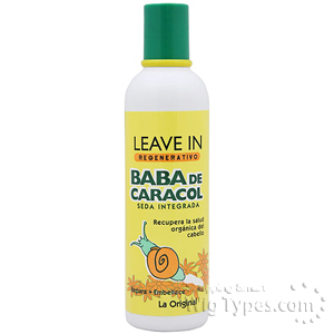 Baba de Caracol Seda Integrada Leave-In 9oz