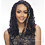 Harlem 125 Kima Synthetic Hair Braid - SPRING TWIST KST08