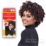 Harlem 125 Synthetic Hair Braid - KIMAKALON MEDIUM 10 (20pcs)