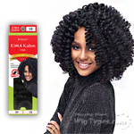 Harlem 125 Synthetic Hair Braid - KIMAKALON LARGE 20 (20pcs)