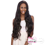 Harlem 125 Synthetic Hair Lace Down Front Wig - LD468