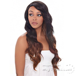 Harlem 125 Synthetic Hair J Part Lace Front Wig - LJ908