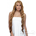 Harlem 125 Synthetic Hair J Part Lace Front Wig - LJ909