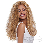 Harlem 125 Synthetic Hair Swiss Lace Wig - LSM08