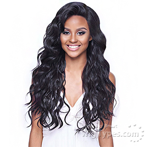 Harlem 125 Synthetic Hair Swiss Lace Wig - FLS50 (13X4 Full Lace)