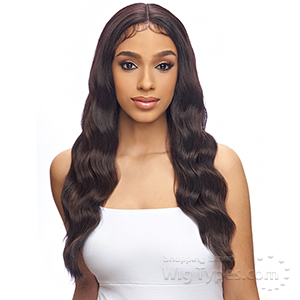 Harlem 125 Gogo Synthetic Hair HD Lace Wig - GL203