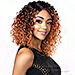 Harlem 125 Gogo Synthetic Hair HD Lace Wig - GL208