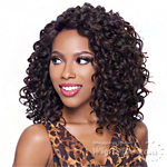 Harlem 125 Kima Synthetic Hair Deep Curved Part Lace Wig - KLW04 (ripple deep medium)