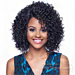Harlem 125 Kima Synthetic Hair Lace Wig - KLW05 (brazilian twist short)