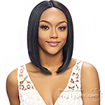 Harlem 125 Kima Master Synthetic Hair 6 Deep Part Lace Wig - KML02