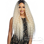 Harlem 125 Kima Master Synthetic Hair 6 Deep Part Lace Wig - KML05