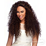 Harlem 125 Synthetic X-tra Long Lace Front Wig - LL007