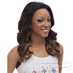 Harlem 125 Synthetic Hair Swiss Lace Wig - LSM02