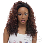 Harlem 125 Synthetic Hair Swiss Lace Wig - LSM04