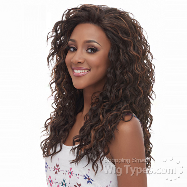 Outre Synthetic L Part Lace Front Wig