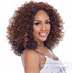 Harlem 125 Synthetic Hair Swiss Lace Wig - LSM09