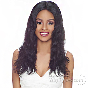 Harlem 125 100% Brazilian Master Natural Remy Lace Wig - MBL04 (Full 13x4 Ear To Ear Lace Front)