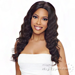 Harlem 125 100% Brazilian Master Natural Remy Lace Wig - MBL06 (4x4 Full Silk Top Lace)