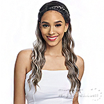Harlem 125 Synthetic True Line Braid Lace Wig - TBL35