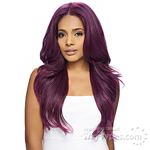 Harlem 125 Synthetic 13x6 True Line Lace Wig - THL04