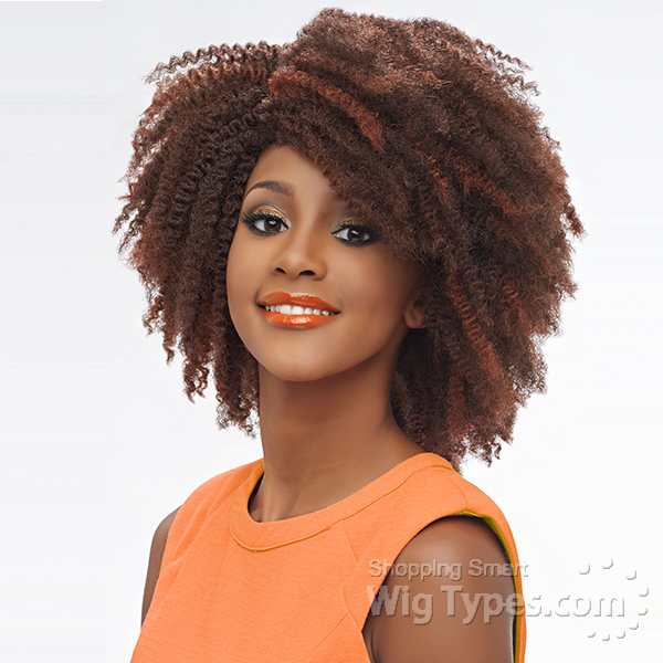 African Wig 51