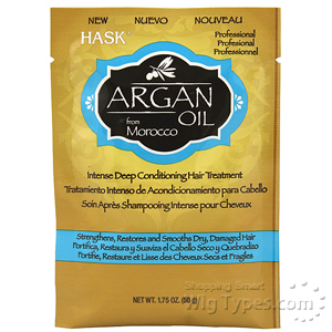 Hask Argan Oil Intense Deep Conditioning Hair Treatment 1.75oz