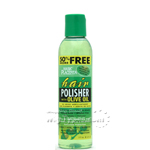Hask Placenta Hair Polisher with Olive Oil 6oz