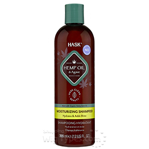 Hask Hemp Oil & Agave Moisturizing Shampoo 12oz