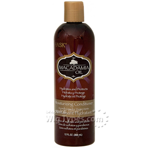 Hask Macadamia Oil Moisturizing Conditioner 12oz