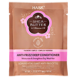 Hask Shea Butter & Hibiscus Oil Anti-Frizz Deep Conditioner 1.75oz