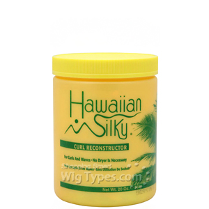 Hawaiian Silky Curl Reconstructor For Curls And Waves 20oz