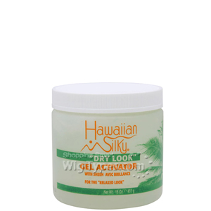 Hawaiian Silky Dry Look Gel Activator 16oz
