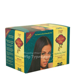 Hawaiian Silky Moroccan Argan Oil Hydrating Sleek Relaxer - Super