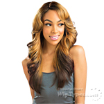 Heysis Synthetic Hair Invisible Deep Part Wig - LAURA