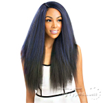 Heysis Synthetic Hair Invisible Deep Part Wig - LAUREN