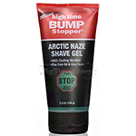 High Time Bump Stopper Arctic Haze Shave Gel 5.3oz