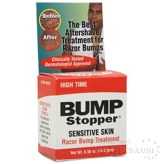 Bump Stopper Razor Bump Treatment Sensitive Skin 0.5oz