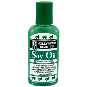 Hollywood Beauty Soy Oil 2oz