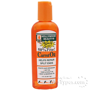Hollywood Beauty Carrot Oil 2oz